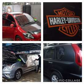 sticker wrapping stiker Mobil full body