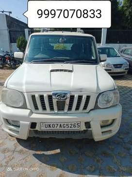 Mahindra Scorpio 2010(price are negotiable)