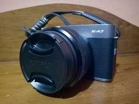 Kamera Fuji Film X-A7