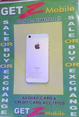 iPhone SE Gold 32 GB