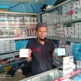 Paket kamera Cctv lengkap dengan pemasangan daerah Naringgul Cianjur