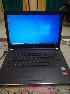 Laptop HP 14-bs503TX Core i3-6006U Dual VGA AMD Radeon 520 2GB Mulusss