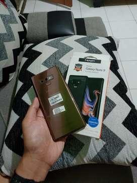 Samsung Note 9 Metallic Chopper Batangan Like New