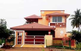 4bhk mini bungalow. Vimal Jothi school near