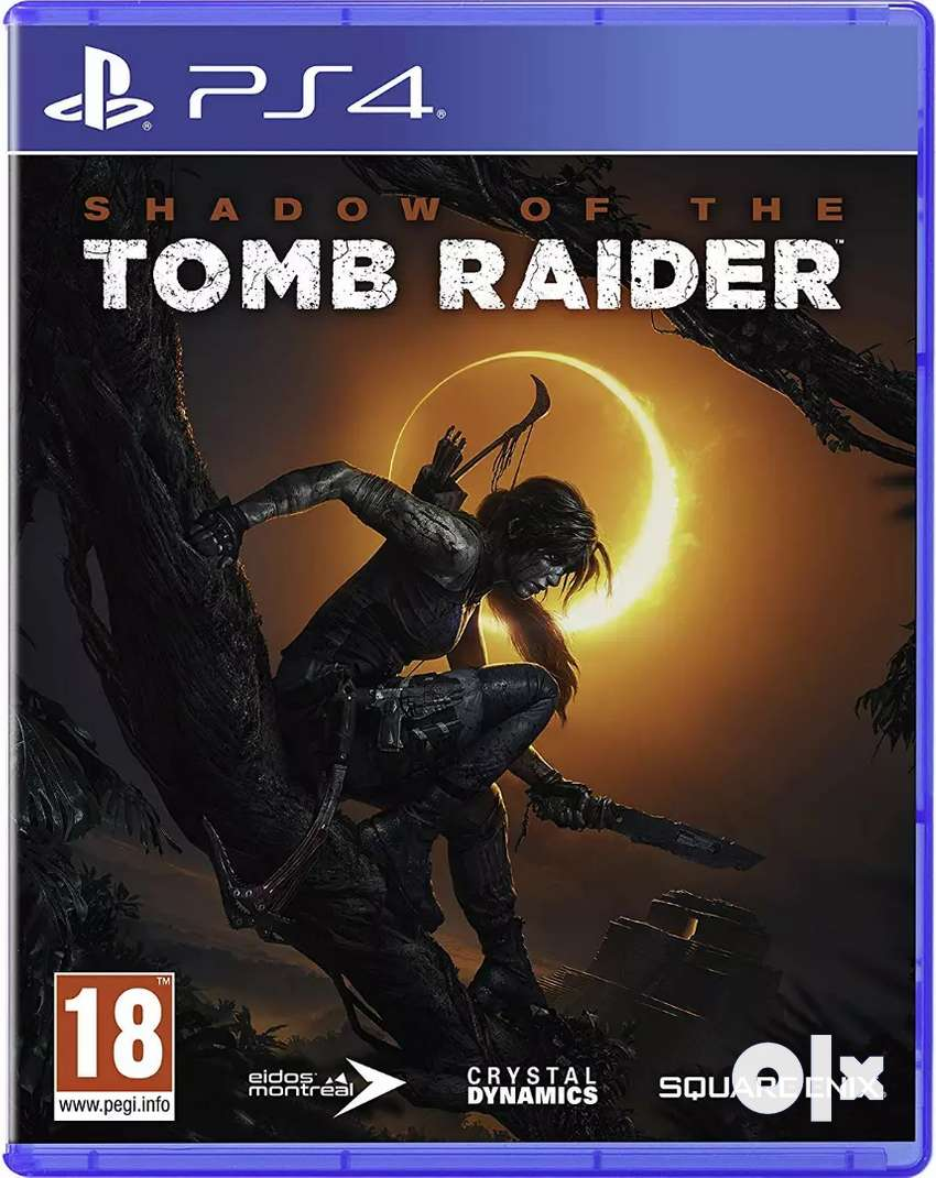 Shadow of the tomb raider ps4 0