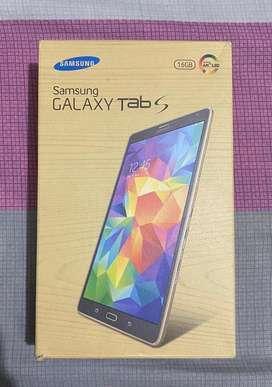 Samsung Tab S 16gb