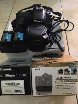 Kamera DSLR 70D