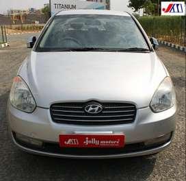 Hyundai Verna XXi, 2007, Petrol