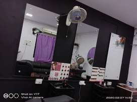 Unisex professional saloon -Perambur (Only partnership)