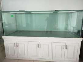 Aquarium Besar (laut,tawar,terumbu) + chamber + meja