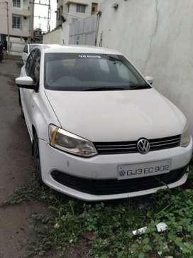 Volkswagen Vento Trendline Diesel, 2011, Diesel