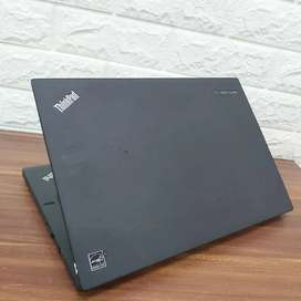 THINKPAD T450 Core i5 GEN5 SSD ,murah