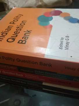 Mc graw hill question bank.for upsc civi sevices
