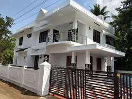 8 cent. New. home. Athirampuzha