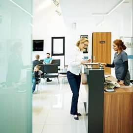 Receptionist profile ( Contact Urgently )