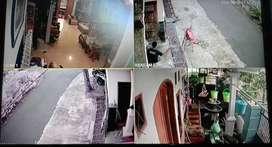 Paket CCTV 2Mp FREE JASA PASANG
