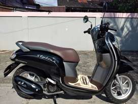 Honda Scoopy Stylis 2019 Banjar