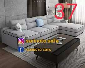 Sofa minimalis angola