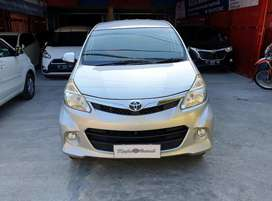 Toyota Avanza Veloz 1,5 Matic tahun 2014 Warna Silver Metalik okey lo