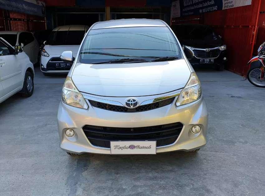 Toyota Avanza Veloz 1,5 Matic tahun 2014 Warna Silver Metalik okey lo 0