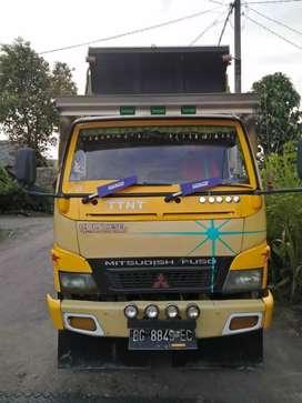 Mitsubishi Canter dump truk