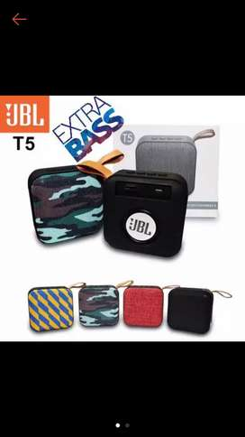 SPEAKER JBL BLUETOOTH WIRELESS T5