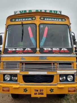 Eicher jumbo open lorry with 20 feet