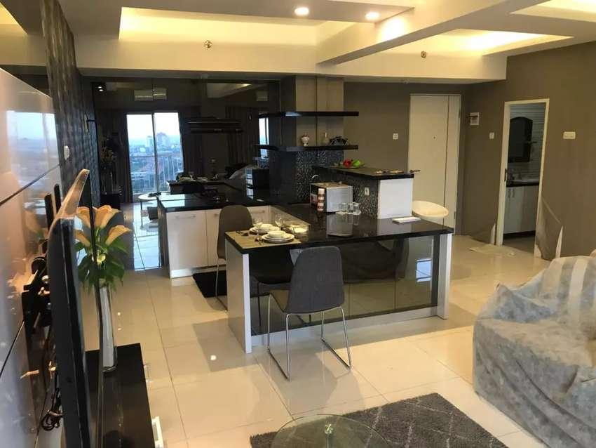 Apartemen PBG siap huni, mewah, baru gres, full furnish, murah 0