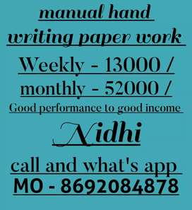Small novle writing job