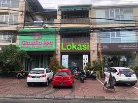 Ruko  Tempat usaha spa dan salon jimbaran arcade