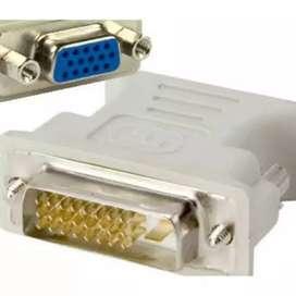 HS converter DVI 24+5 to VGA