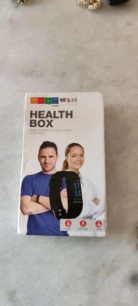 GOQii Health Box