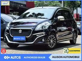 Suzuki Ertiga Dreza 1.4 AT Bensin 2018 Ungu #PartnerTerpercaya