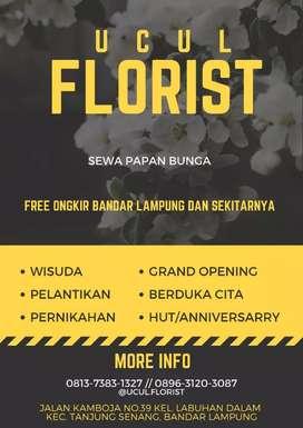 Papan Bunga Bandar Lampung
