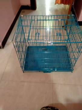 Pet cage is sell