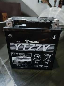 Aki Yamaha N-Max & Aerox
