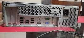 CPU desktop computer windows 7
