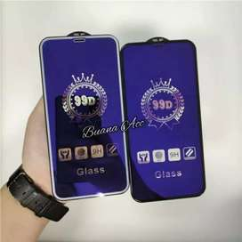 Tempered glass Samsung A6 Plus Blue Light 99D full cover