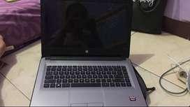 Laptop hp 14-an002AX