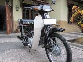 Honda Astrea Star 1986 Mulus