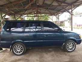 Dijual Kijang LGX Diesel Tahun 1999
