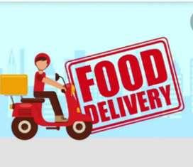 Food delivery job zomoto
