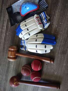 Cricket stuff for sale