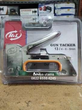 GUN TACKER/STAPLES TEMBAK H&L (BARU)