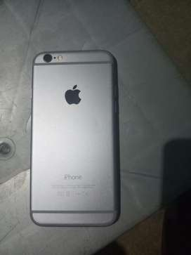 Iphone 6 128 gb Silver At 15,999/-
