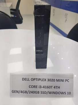 DELL DESKTOP OPTIPLEX 3020 MINI PC