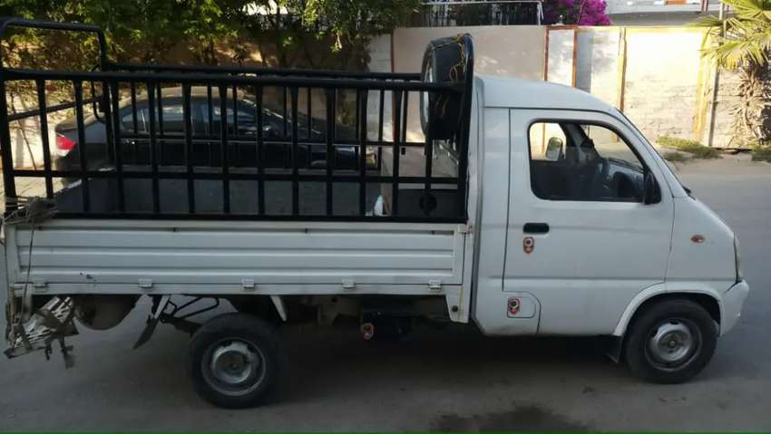 Faw Carrier Pickup 2015 for Sale in Karachi 0