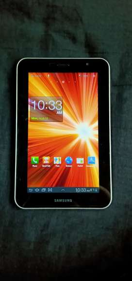 Samsung galaxy 2 p 3100 iPad