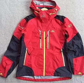 Jaket TRESPASS Extreme weather - 2 Layer - mens original hijau hitam