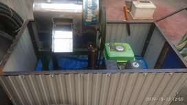 Sugercan Machine 15000